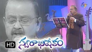 Edo Oka Raagam Song - Sp.balasubrahmanyam Performance In Etv Swarabhishekam - 25