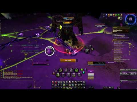 DH Vengeance Challenge/artifact Boss :)