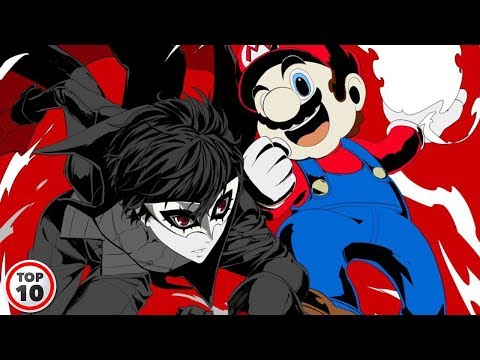 Top 10 Video Game Crossovers That Shocked The World