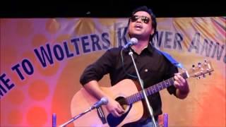 Dooba Dooba on Guitar   Dheere Dheere Se - Honey Singh Karaoke   Live on Stage