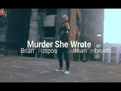 Murder She Wrote - Brian Puspos [Dance Video]