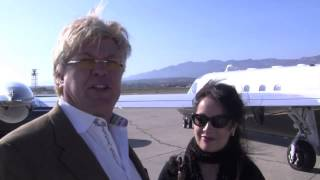 ron white gives us a tour of his plane