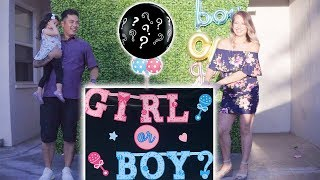 THE MA FAMILY OFFICIAL BABY GENDER REVEAL SURPRISE!!