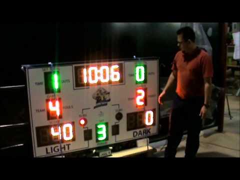 gametime training camp series watch manual