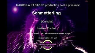 Helene Fischer -  Schmetterling (Karaoke Version)