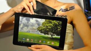 Gizmo - ASUS Padfone & Tablet Unveiled