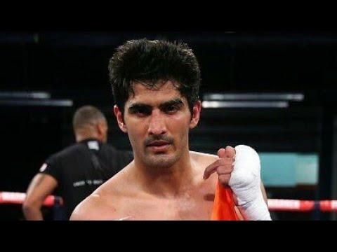 Vijender Singh vs zulpikar Full fight HD 5 August 2017