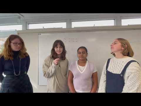 'Global Girl Leading' event