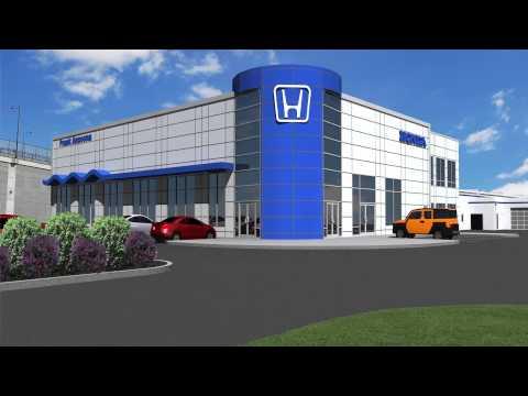 The All New Frank Ancona Honda, Kansas City Metro's Biggest Honda Dealer!