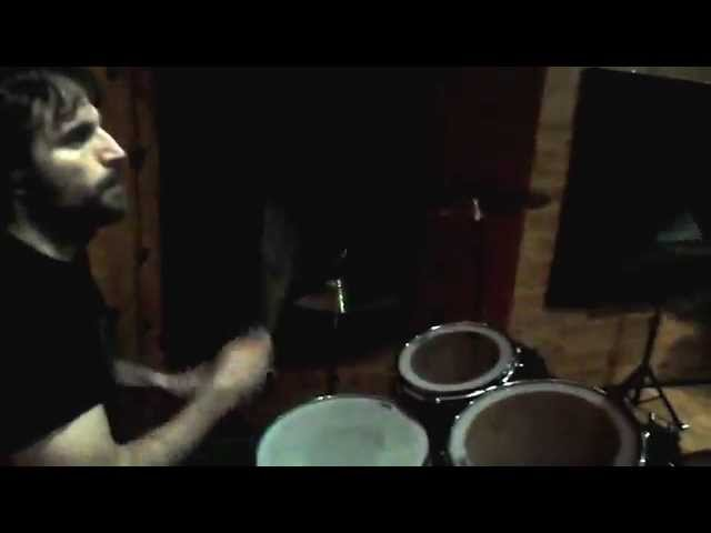 DISHARMONY - Rehearsing for WRECK ATHENS FEST 2015