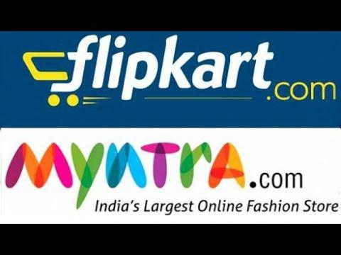 Flipkart buys Myntra in Biggest E-commerce Deal