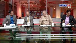 Jonotontro Gonotontro with Borhanul Haque Shamrat (জনতন্ত্র গণতন্ত্র) 8th April, 2017 on News24