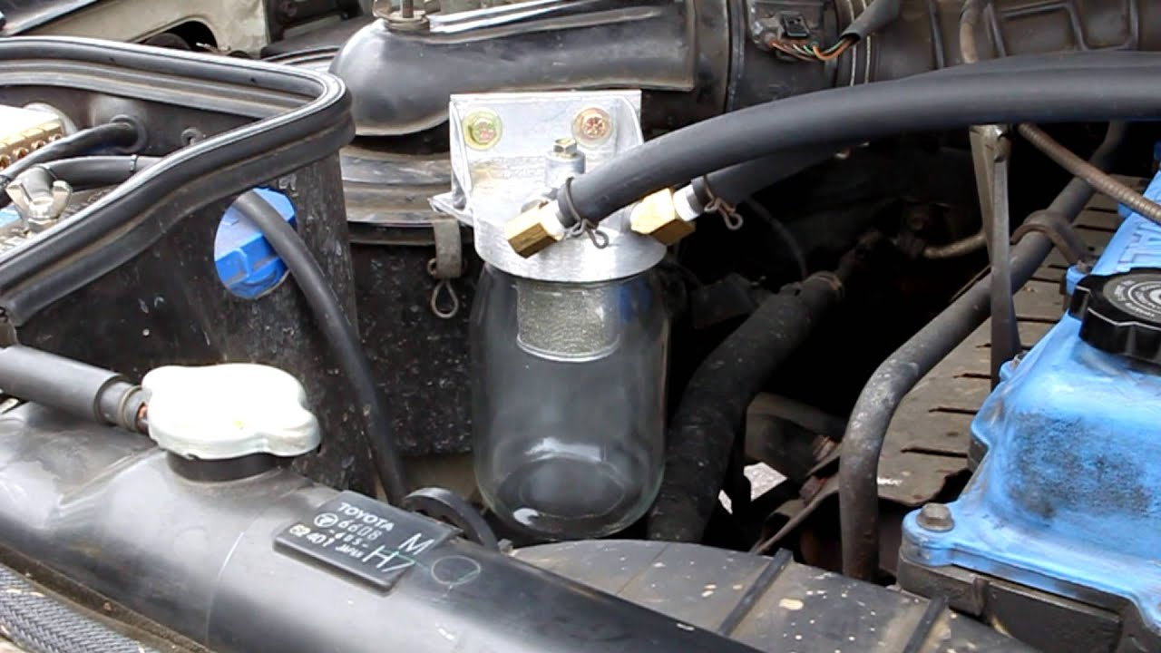 Condensator Pcv Oil Catch Can Installation And 1 Month