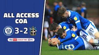 All Access COA   Dale 3-2 Sutton United