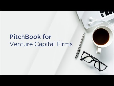 PitchBook for Venture Capital firms
