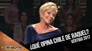 ¿Qué opina Chile de Raquel Argandoña?   Vértigo 2017