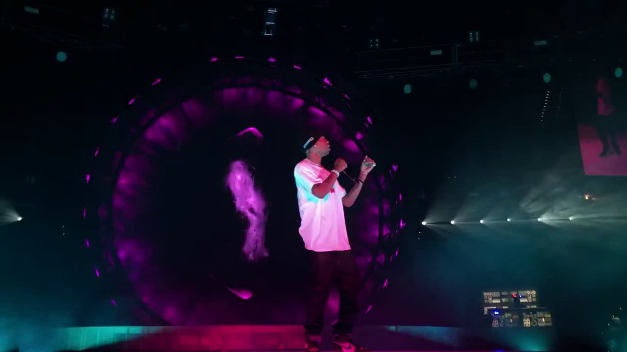 92a30d16baa7 12 - NC-17 & ZEZE - Travis Scott (ASTROWORLD: Wish You Were Here Tour -  Live Raleigh, NC - 11/9/18) - YouTube
