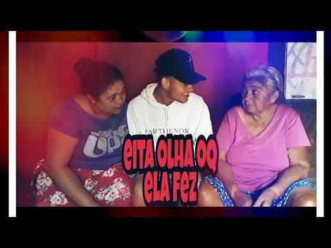 Minha Tia Minha Vó Reagindo A Minha Playlist De Funk!!!