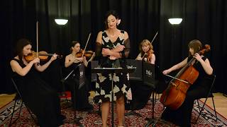 A Thousand Years (opera cover) -  Antonietta D'Elia and Dolce Ensembles