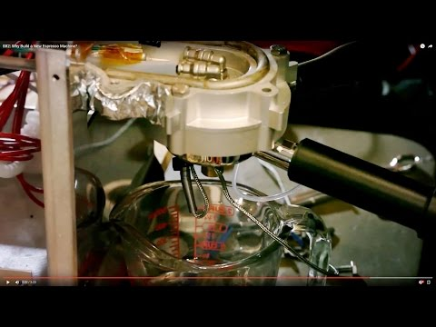 SB2: Why Build a New Espresso Machine?