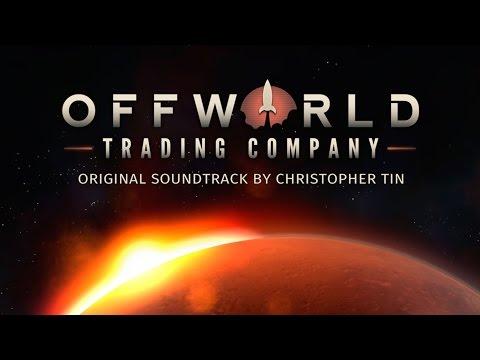 Offworld Trading Company - Original Soundtrack -  2016