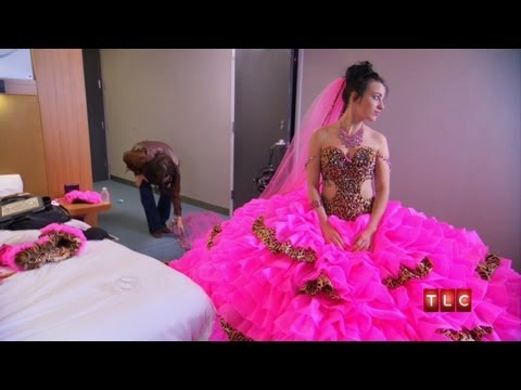 Mellie's Wedding Dress | Gypsy Sisters