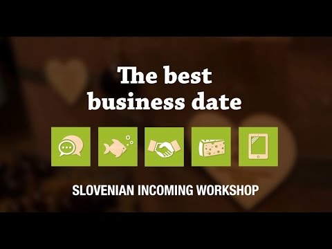 The best business date in Slovenia SIW 2016 part 1