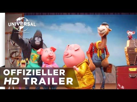 Sing - Trailer #2 german/deutsch HD