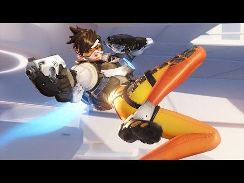 Overwatch - TeleTracer - Beta Gameplay