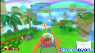 Super Monkey Ball: Step and Roll Part 1