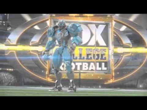 Diamond Lane on Fox Sports Midwest College Football Promo