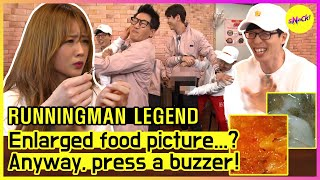 "[RUNNINGMAN THE LEGEND] ""So sorry.. I tear out your hair.."" Pray For WANGKO's hair (ENG SUB)"