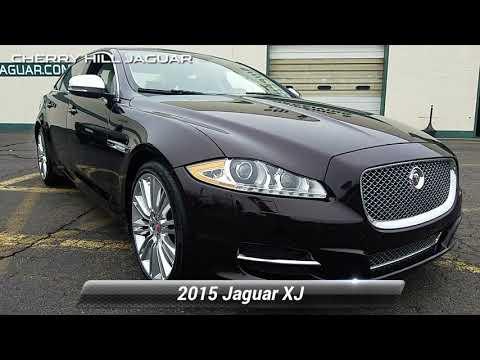 certified 2015 jaguar xj xjl portfolio, cherry hill, nj p87210 - youtube