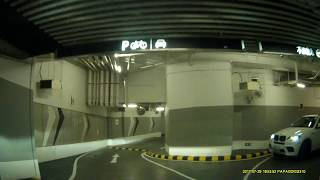 銅鑼灣希慎廣場停車場 (入) Hysan Place Carpark in Causeway Bay (In)