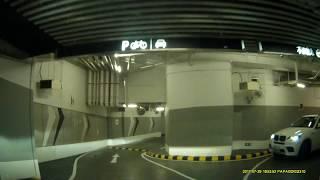 銅鑼灣希慎廣場停車場 (入) Hysan Place Carpark in Causeway Bay (In)