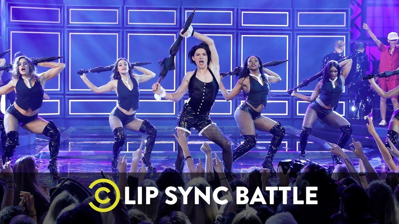 Download Lip Sync Battle - Tom Holland