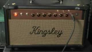 Kingsley D30 guitar amplifier EL84 class A