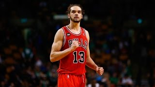 Joakim Noah Bulls 2015 Season Highlights