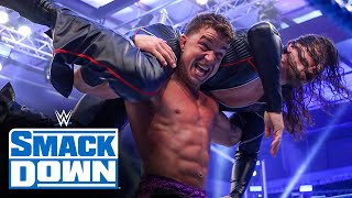 SmackDown Superstars compete in high-stakes 10-Man Battle Royal: SmackDown, May 29, 2020