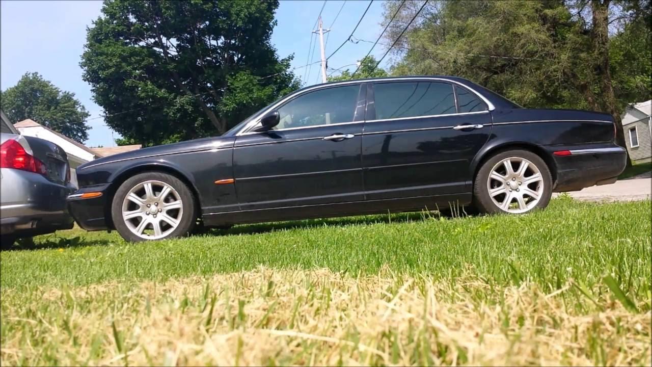 2005 jaguar xj8 air suspension rising oem  [ 1280 x 720 Pixel ]