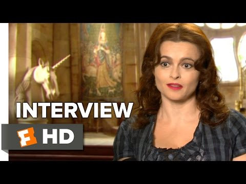 Alice Through the Looking Glass Interview - Helena Bonham Carter (2016) - Fantasy Movie HD