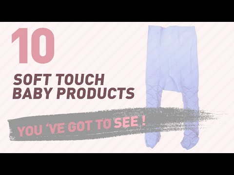 Soft Touch Baby Products Video Collection // New & Popular 2017