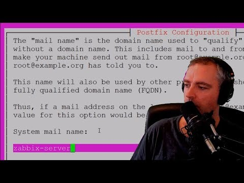 Setup A Send Only SMTP Server And Configure The Email Media Type