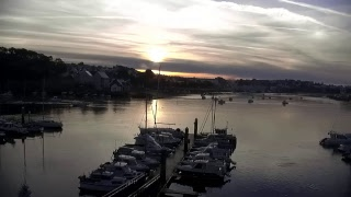 Webcam Audierne - Le Port