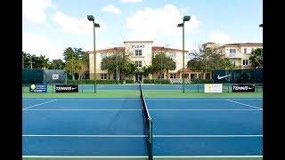 Evert Tennis Academy Tour - Tennis Boarding and Non-Boarding School