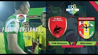 Download Video PSM MAKASSAR (3) vs MITRA KUKAR (1) - Full Highlight | Go-Jek Liga 1 bersama Bukalapak MP3 3GP MP4