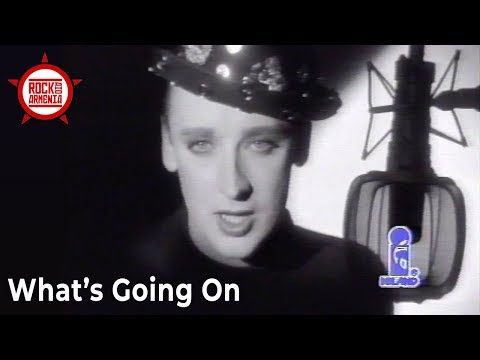 What's Going On - Boy George & The Rock Aid All Stars
