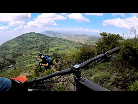 WE'RE NOT LOST IN AFRICA | Mountain Biking in Kijabe, Kenya