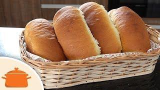 Como Fazer Pão Caseiro - Receita Maravilhosa