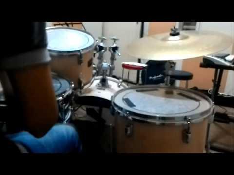 Gigi - my facebook - drum cover by Dzunnurain